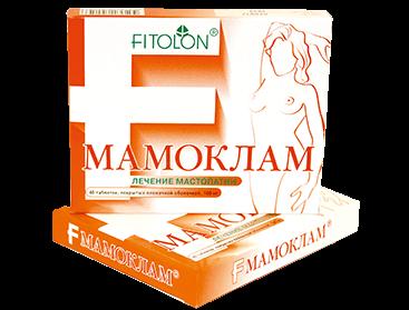 Лекарственный препарат для лечения мастопатии